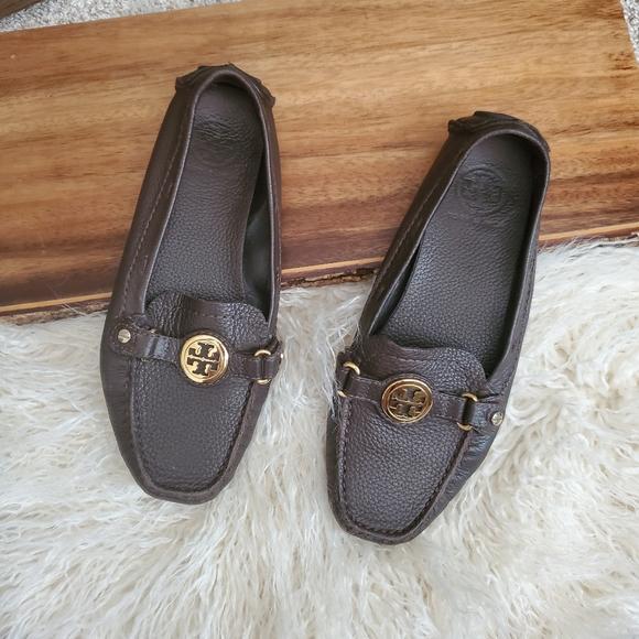 Tory Burch Shoes - Tory Burch Logo Loafer